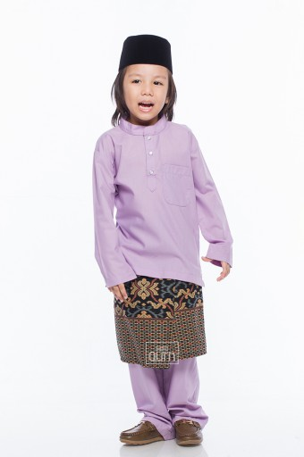 MiQA in Lavender Purple with Instant Samping